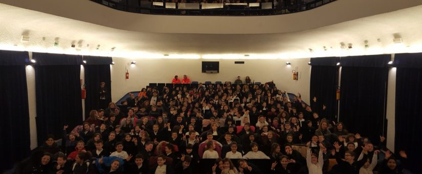 Giornata Mondiale del Teatro per l'Infanzia e la Gioventù